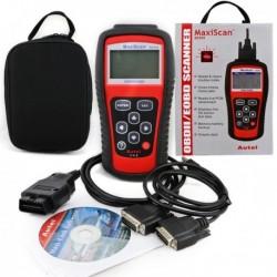 Maquina de Diagnosis OBD Profesional Autel MS509