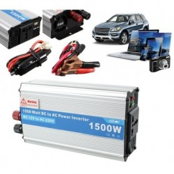 Transformador Inverter 12V/220V 1500W