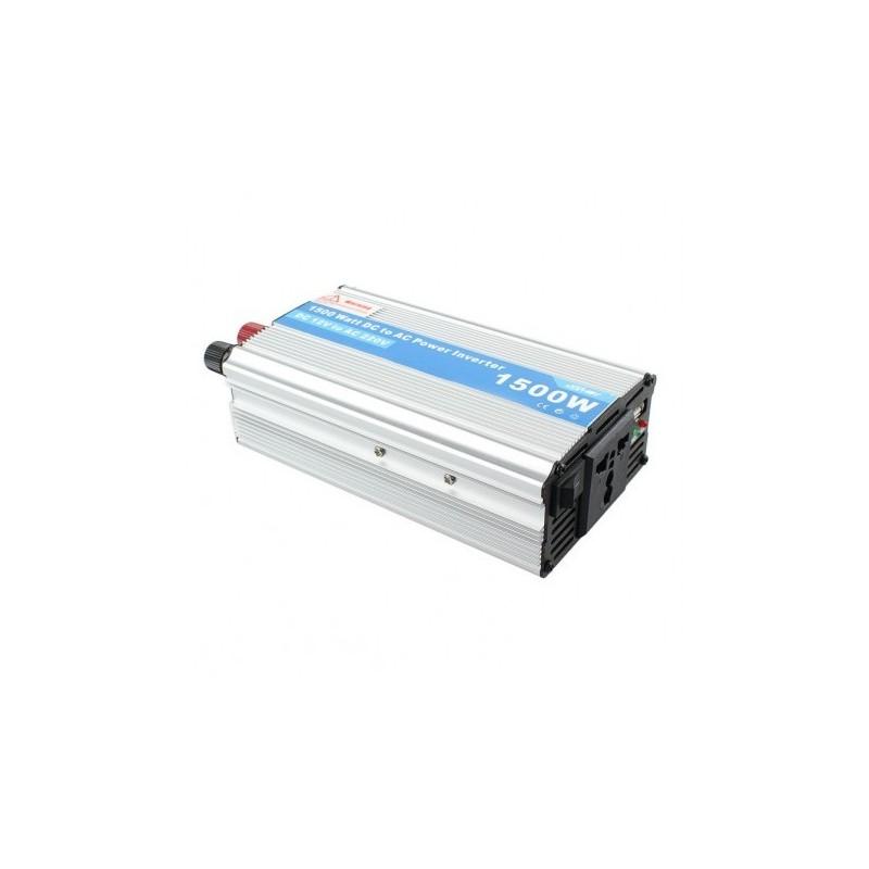 Transformador inverter 12v 220v 1500w - Transformador 220v a 12v ...