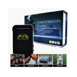 Localizador GPS Tracker TK-102