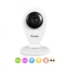 Camara IP HD Vision Nocturna Wifi