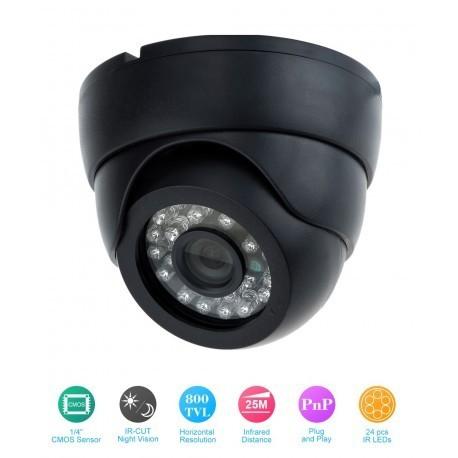 Camara CCTV HD Vision Nocturna