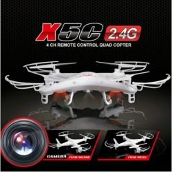 Drone Cuadricoptero Syma X5C Camara HD