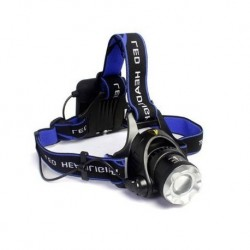 Linterna Frontal LED 2000 Lumenes