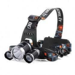 Linterna Frontal LED 5000 Lumenes