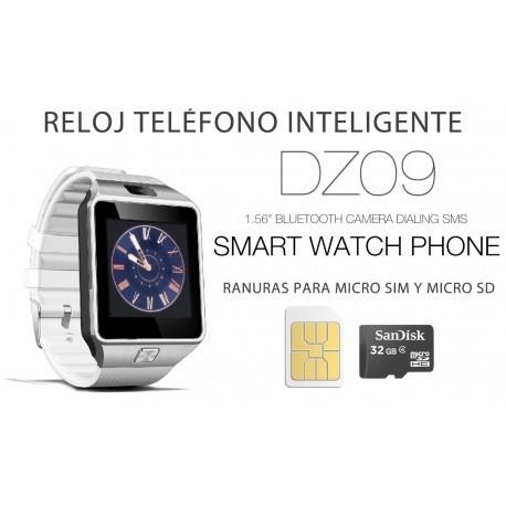 Smartwatch Reloj Inteligente DZ09