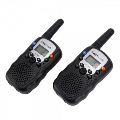 Pack 2 Walkie Talkie