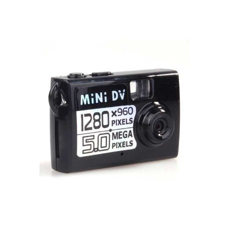 Mini DV Camara Espia HD