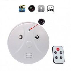 Detector de Humo Camara Espia HD