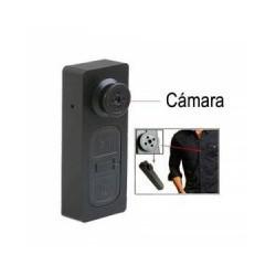 Botón Cámara Espía HD