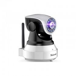 Camara IP HD Vision Nocturna por Infrarrojos Wifi Motorizada