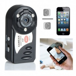 Mini Camara IP HD Vision Nocturna Wifi