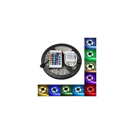 Tira de LED 3528 RGB 5 Metros
